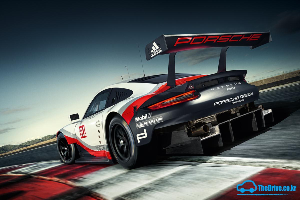 포르쉐 911 RSR