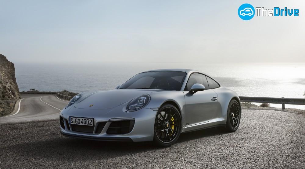 911 카레라 4 GTS