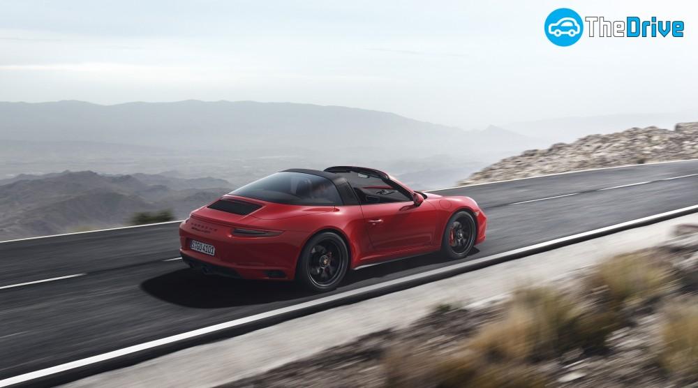 911 타르가 4 GTS
