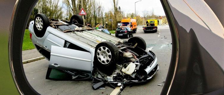 사고낸 뒤 차 버리고 사라진 운전자, 보험금 타려다가…